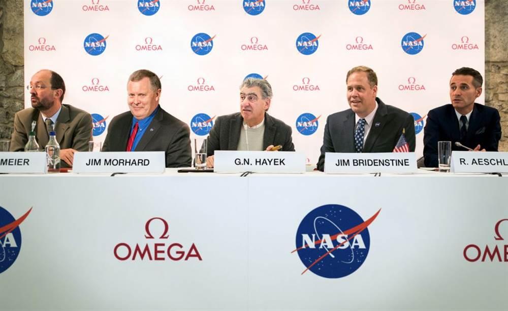 欧米茄手表重返月球,迎来阿波罗11号太空发射50周年 第1张