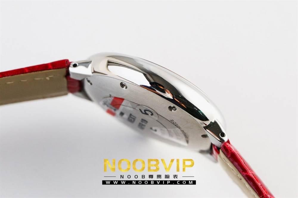V6厂卡地亚蓝气球中国红系列WSBB0022腕表首发-V6厂最强中国红 第13张