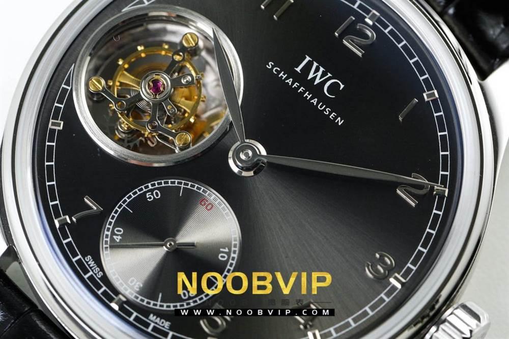 YL厂万国葡萄牙系列IW546301陀飞轮腕表首发 第11张