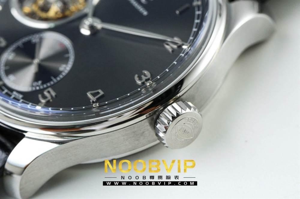 YL厂万国葡萄牙系列IW546301陀飞轮腕表首发 第12张