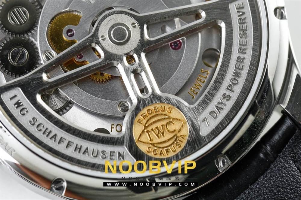 YL厂万国葡萄牙系列IW546301陀飞轮腕表首发 第16张