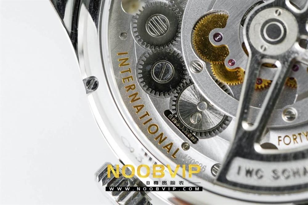 YL厂万国葡萄牙系列IW546301陀飞轮腕表首发 第19张
