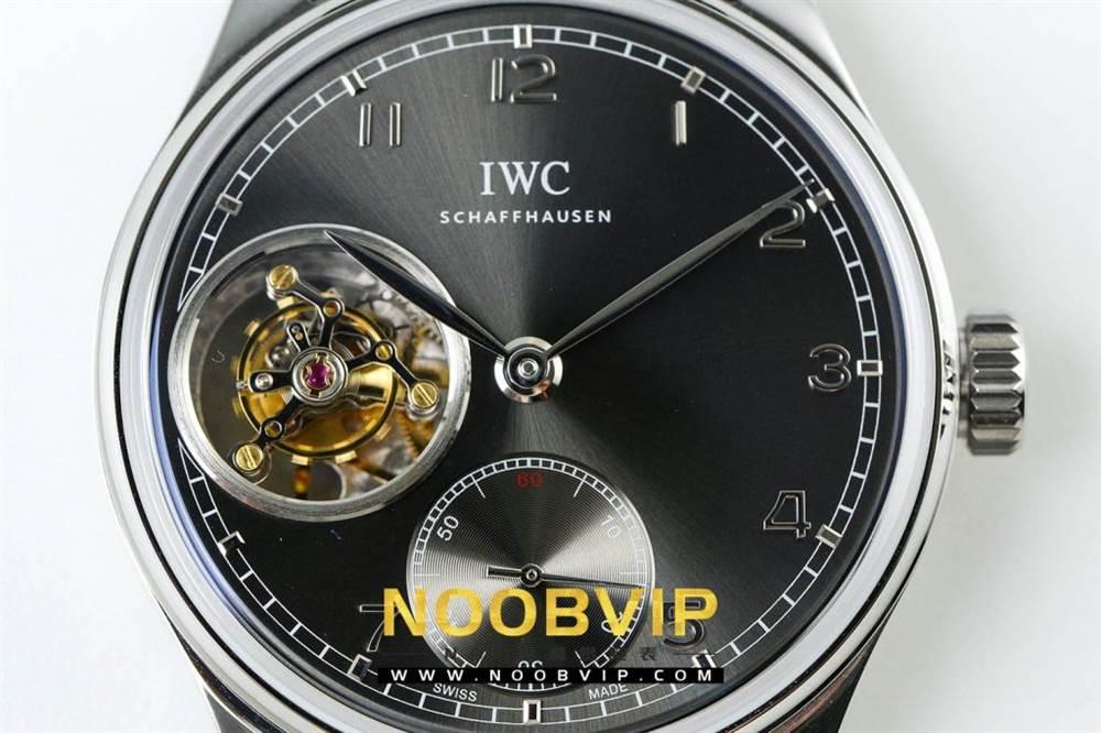 YL厂万国葡萄牙系列IW546301陀飞轮腕表首发 第6张