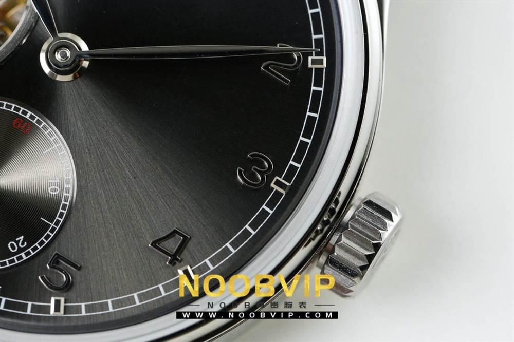 YL厂万国葡萄牙系列IW546301陀飞轮腕表首发 第8张
