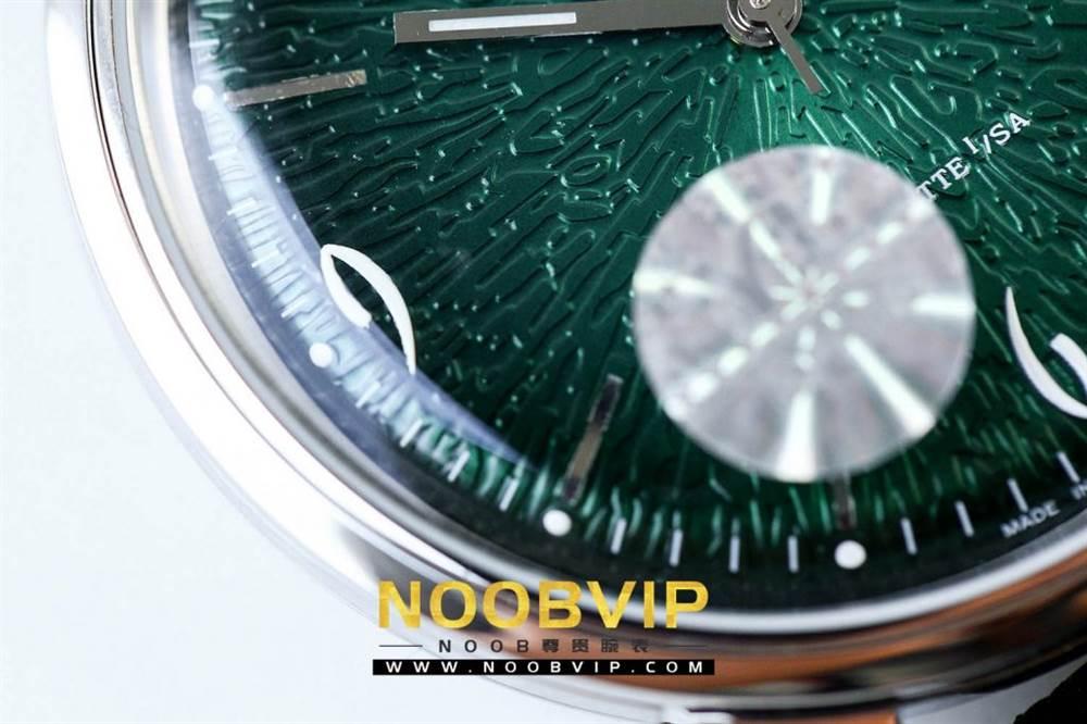 YL厂格拉苏蒂原创复古系列绿盘腕表首发详解 第13张