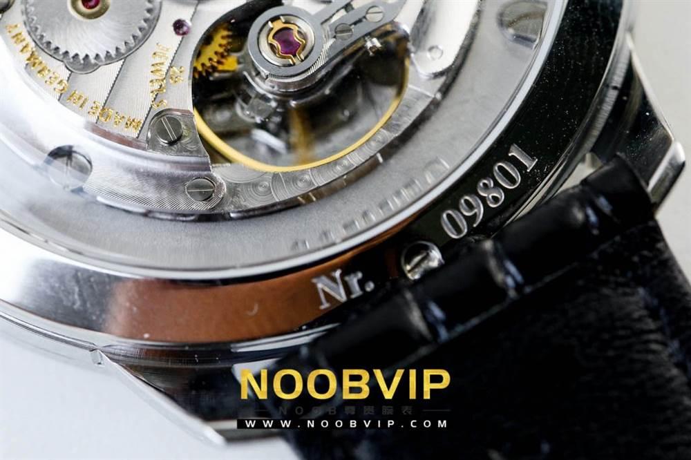 YL厂格拉苏蒂原创复古系列绿盘腕表首发详解 第17张