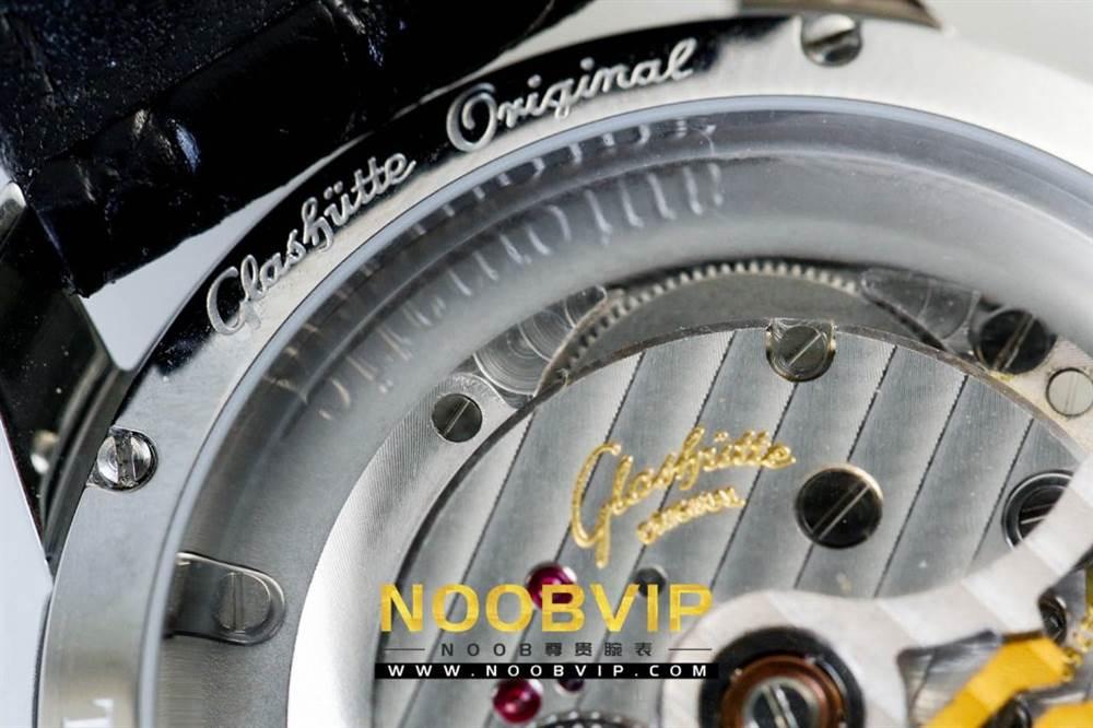 YL厂格拉苏蒂原创复古系列绿盘腕表首发详解 第19张