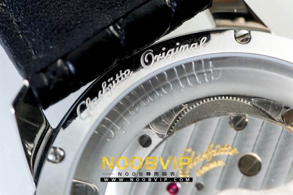YL厂格拉苏蒂原创复古系列绿盘腕表首发详解 第20张