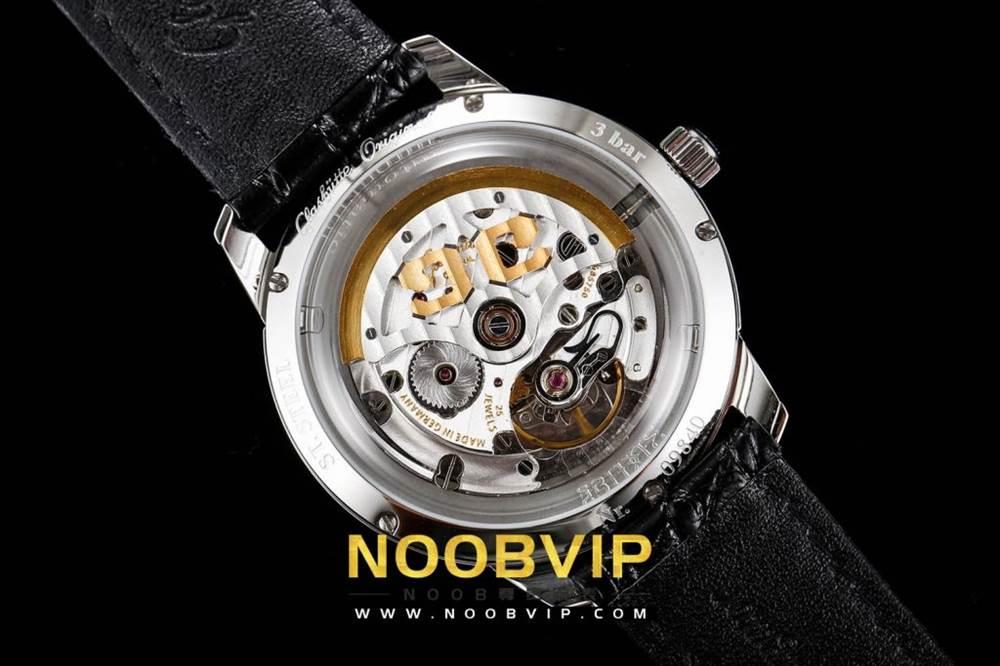 YL厂格拉苏蒂原创复古系列绿盘腕表首发详解 第27张