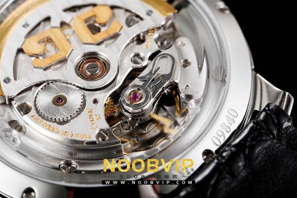 YL厂格拉苏蒂原创复古系列绿盘腕表首发详解 第28张