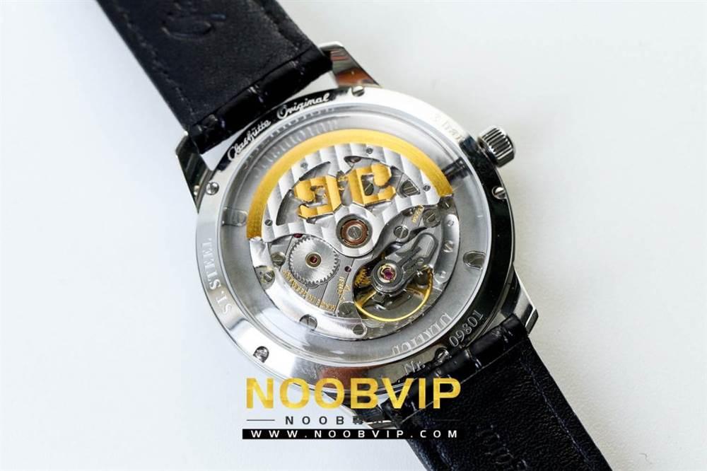 YL厂格拉苏蒂原创复古系列绿盘腕表首发详解 第9张