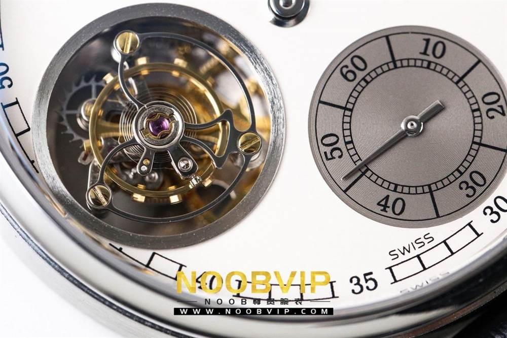 ZF厂万国表葡萄牙系列逆跳陀飞轮IW544601腕表 第12张