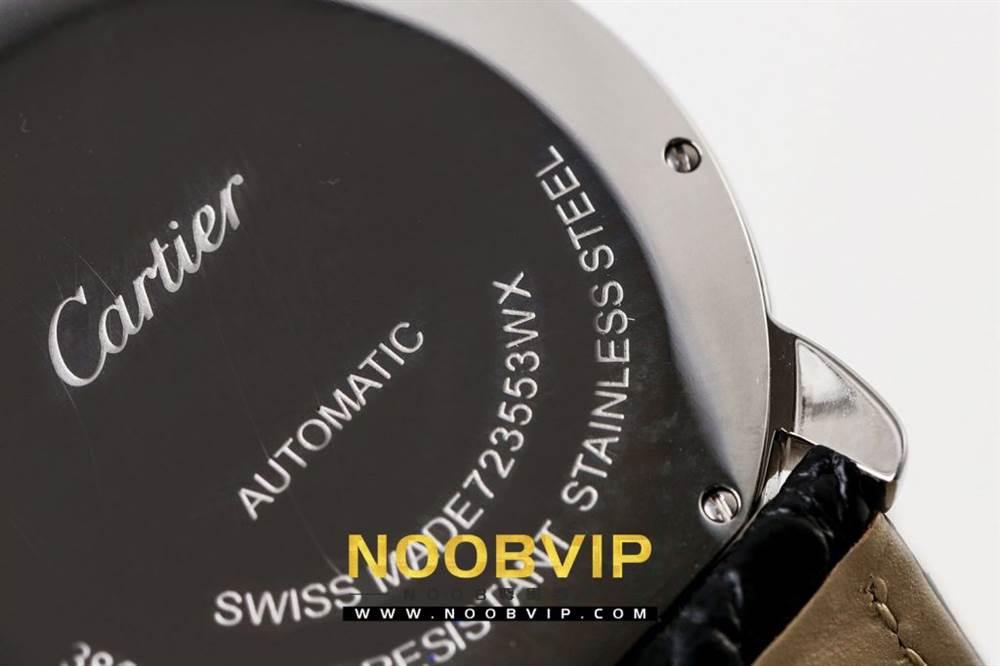 ZF厂卡地亚伦敦solo系列W6701010腕表首发详解