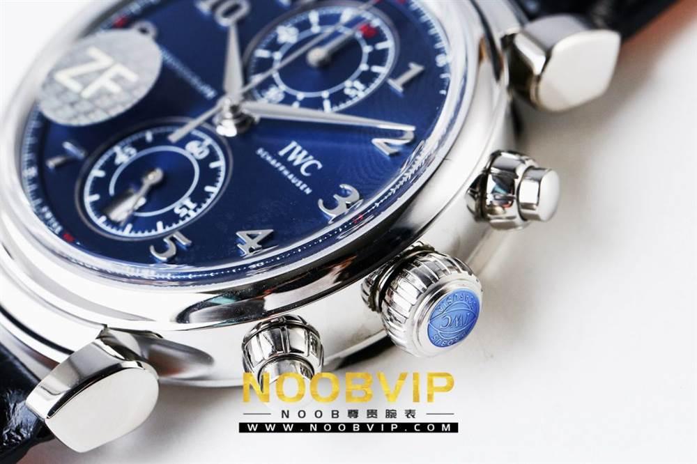 ZF厂万国达文西计时系列IW393402腕表首发详解