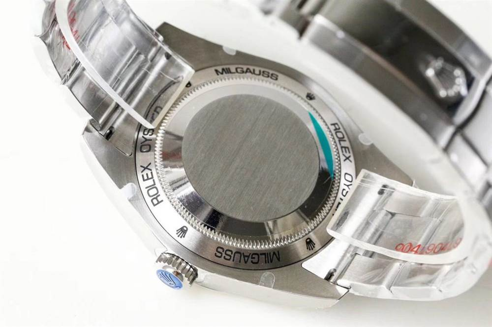 DJ厂劳力士MILGAUSS系列116400-GV-72400闪电针腕表首发详解 第10张