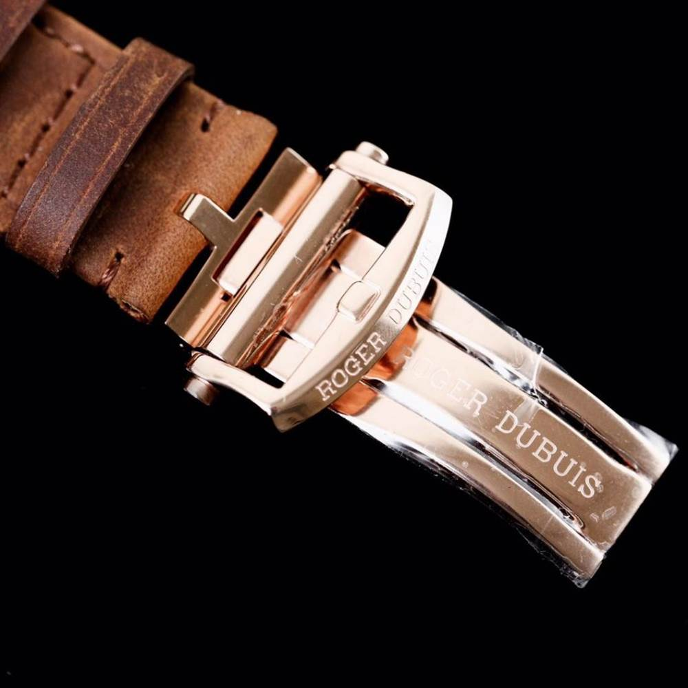 RD厂罗杰杜彼王者系列RDDBEX0498珍珠陀机芯腕表首发详解 第10张