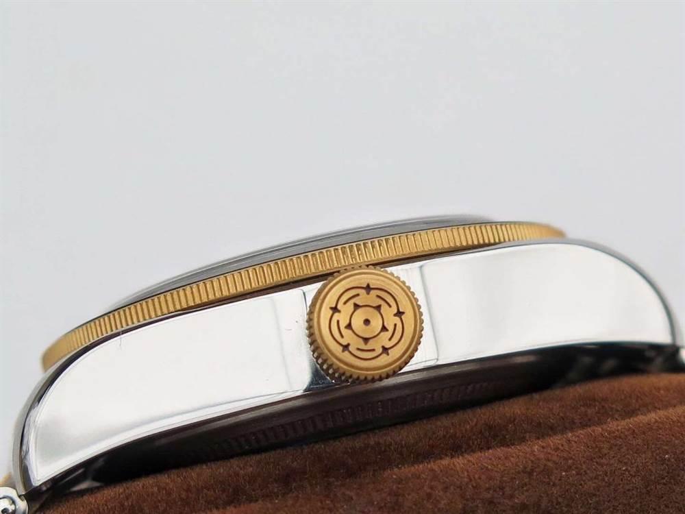 ZF厂帝舵启承间金系列79733N腕表首发 第7张