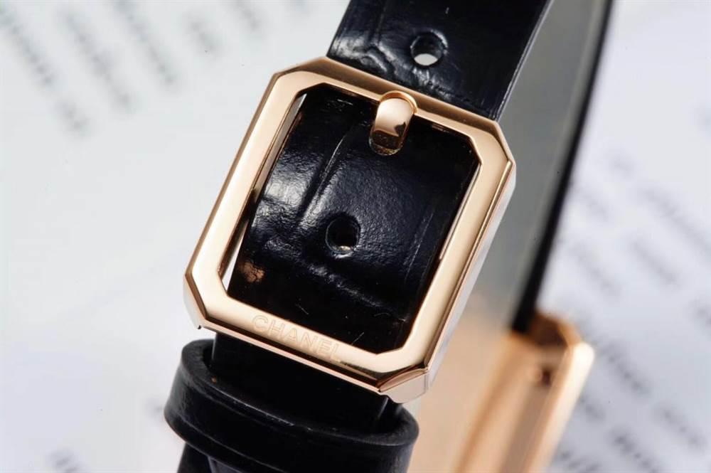 MMF厂香奈儿BOY · FRIEND系列H4886腕表首发详解 第10张