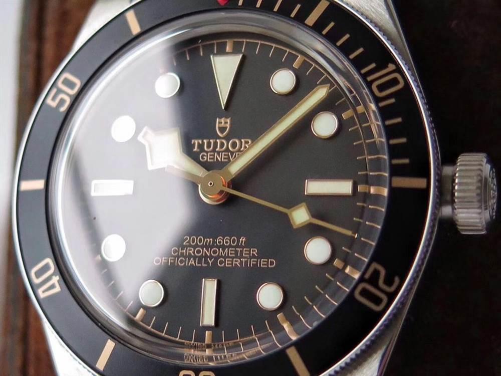 ZF厂帝舵碧湾系列M79030N-0001腕表新品评测 第4张