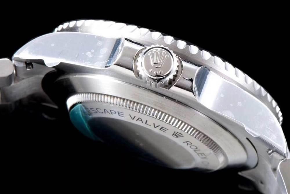 AR厂劳力士海使型V3版单红鬼王126600腕表首发详解 第6张