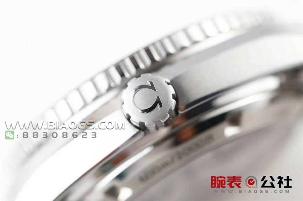 MKS厂欧米茄海马600海洋宇宙系列232.30.42.21.01.003腕表首发详解-MKS厂新品爆款 第12张
