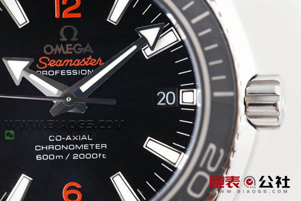 MKS厂欧米茄海马600海洋宇宙系列232.30.42.21.01.003腕表首发详解-MKS厂新品爆款 第10张