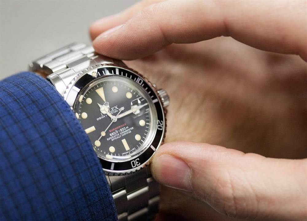 劳力士(ROLEX)的防水性能-市场仿表腕表的防水性能