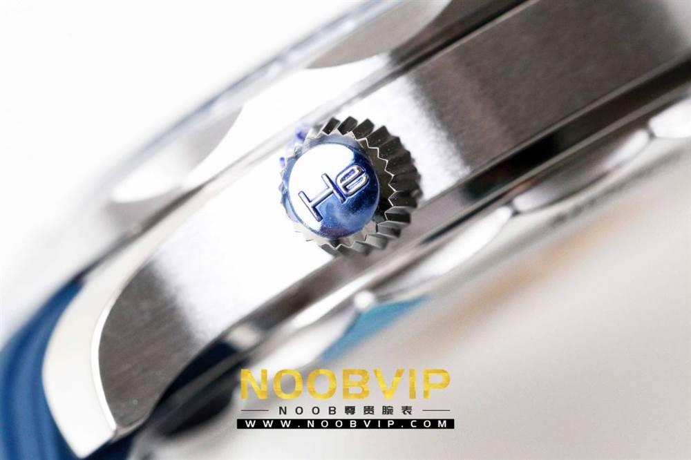 VS厂欧米茄海马300银灰色面潜水腕表首发详解 第19张
