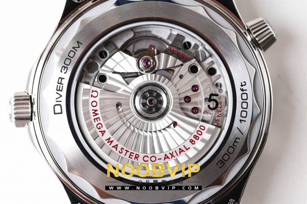 VS厂欧米茄海马300银灰色面潜水腕表首发详解 第22张