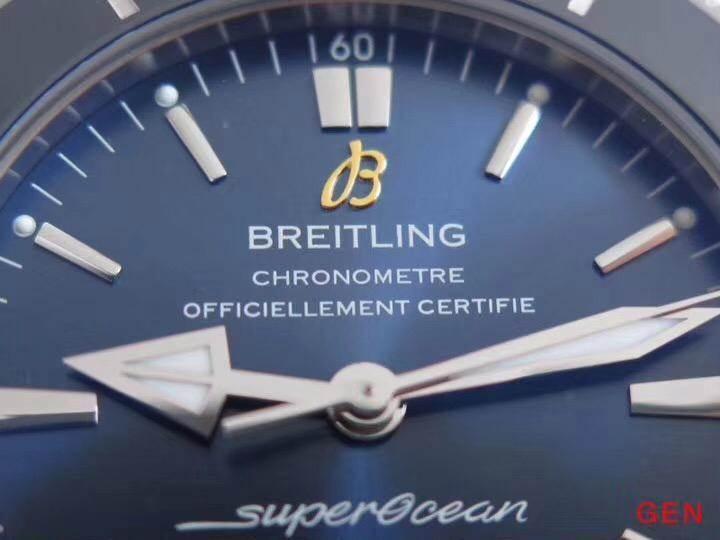 GF厂百年灵超级海洋系列AB2020161C1S1腕表对比评测 第5张
