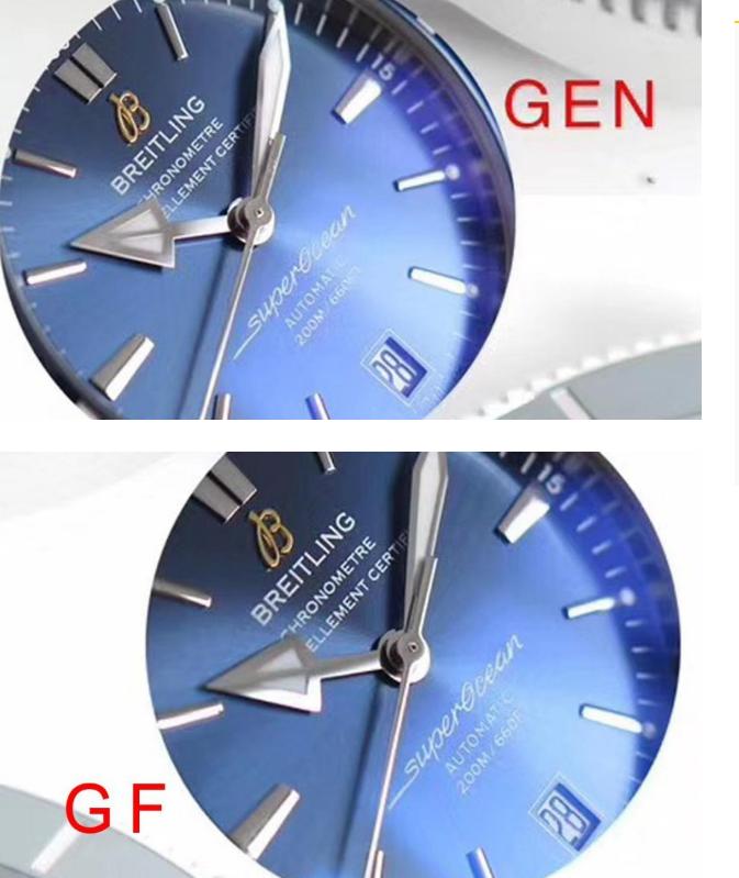 GF厂百年灵超级海洋系列AB2020161C1S1腕表对比评测 第4张