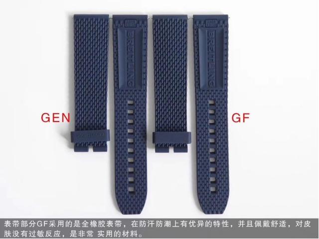GF厂百年灵超级海洋系列AB2020161C1S1腕表对比评测 第11张