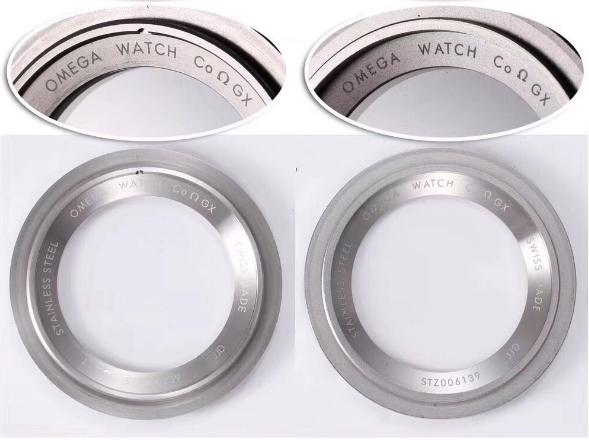 OM厂欧米茄海马300指挥官腕表对比评测 第8张