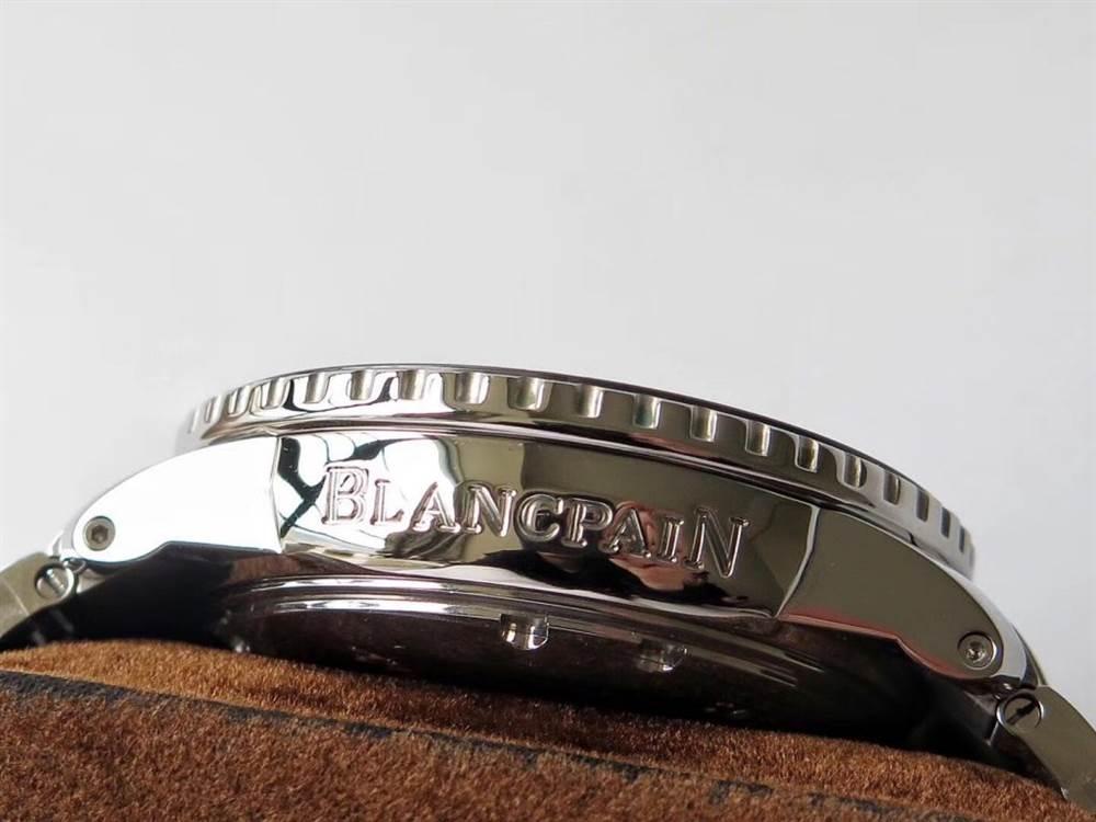 ZF厂宝珀五十噚系列5015-1130-71腕表首发详解 第8张
