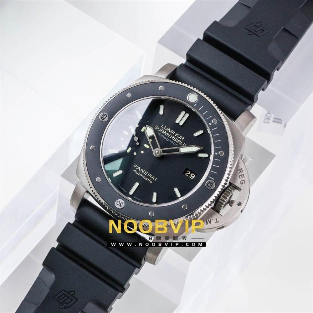 VS厂沛纳海PAM00389防磁潜水腕表首发详解 第2张