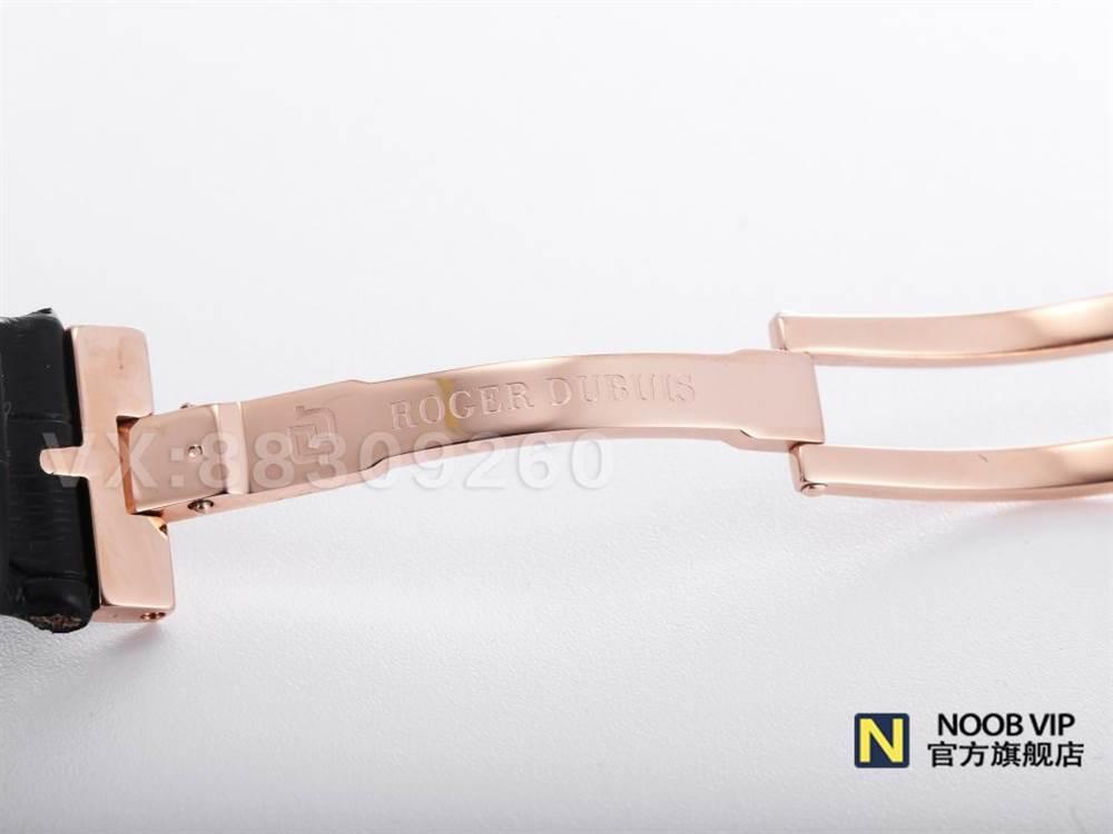 ZZ厂罗杰杜彼王者圆桌骑士系列RDDBEX0511腕表首发详解