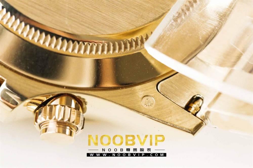 AR厂劳力士宇宙计型迪通拿系列116508黑盘腕表「最新版本」做工如何 第18张