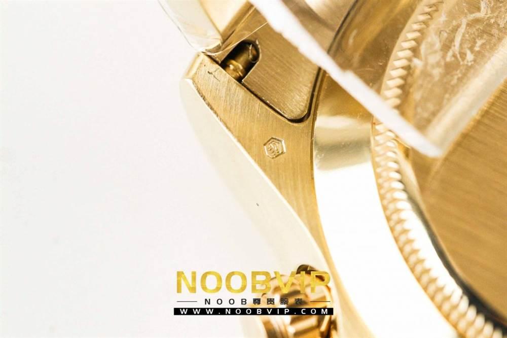 AR厂劳力士宇宙计型迪通拿系列116508黑盘腕表「最新版本」做工如何 第19张