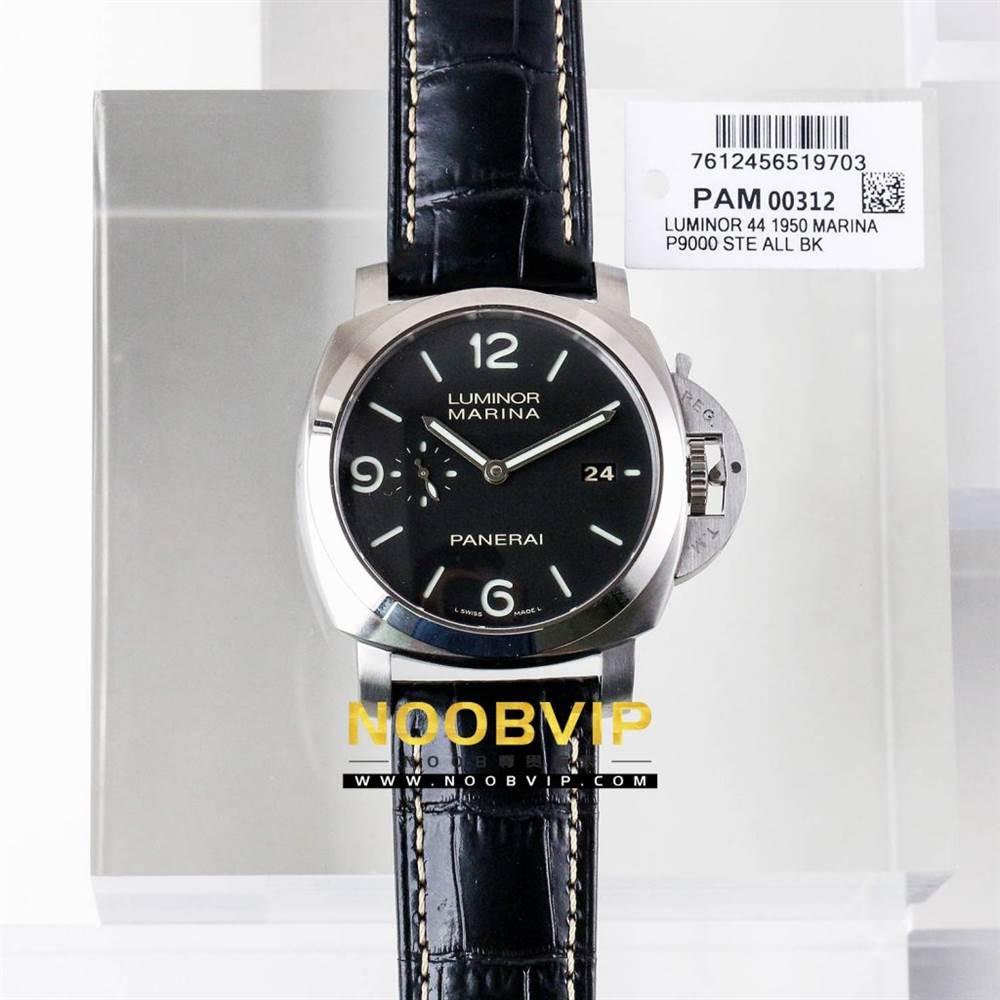 VS厂沛纳海LUMINOR1950系列PAM00312腕表首发详解 第3张