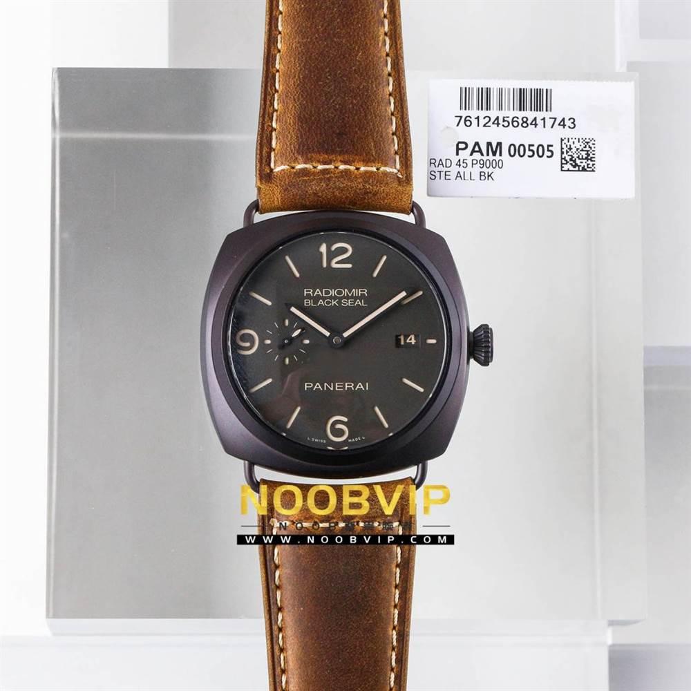 VS厂沛纳海RADIOMIR系列PAM00505腕表首发详解 第3张