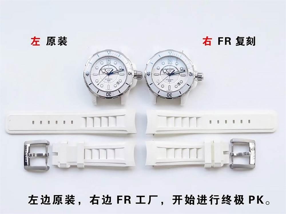 FR厂香奈儿J12系列H2560对比正品评测-CHANEL-J12-H2560 第3张