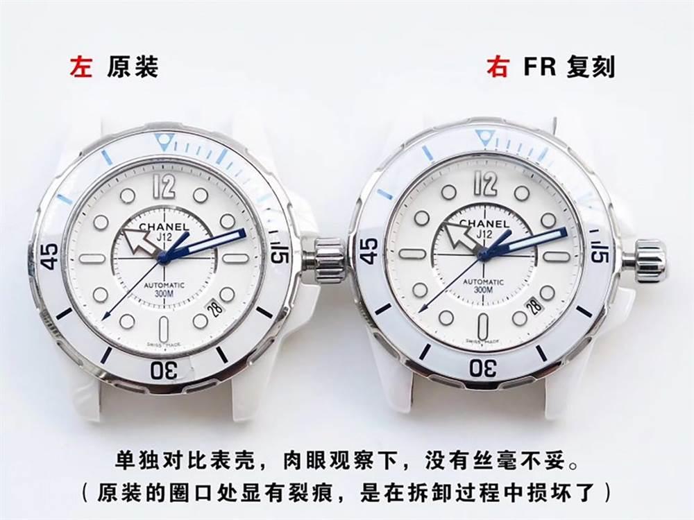 FR厂香奈儿J12系列H2560对比正品评测-CHANEL-J12-H2560 第4张