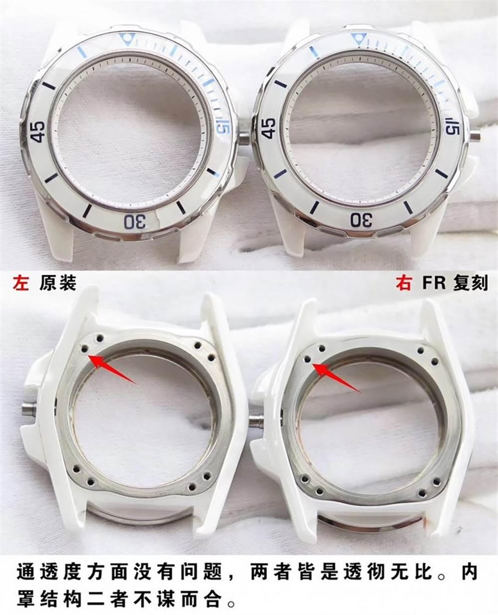 FR厂香奈儿J12系列H2560对比正品评测-CHANEL-J12-H2560 第8张