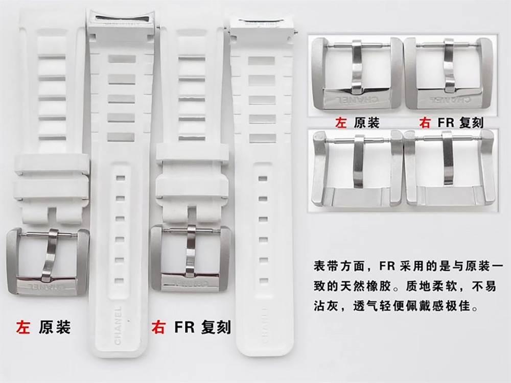 FR厂香奈儿J12系列H2560对比正品评测-CHANEL-J12-H2560 第10张