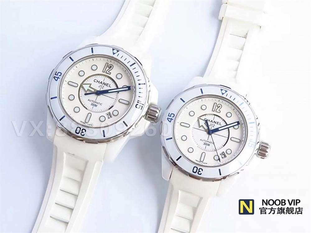 FR厂香奈儿J12系列H2560对比正品评测-CHANEL-J12-H2560 第15张
