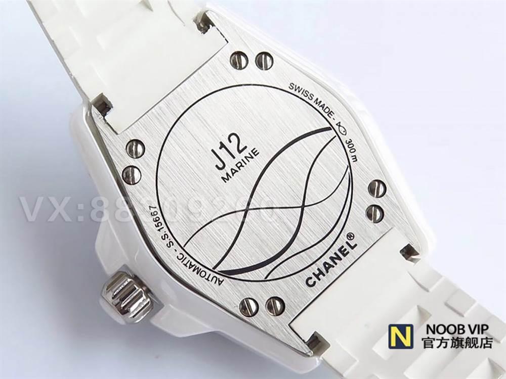 FR厂香奈儿J12系列H2560对比正品评测-CHANEL-J12-H2560 第21张