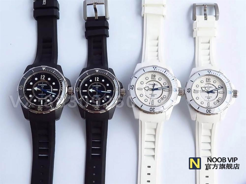FR厂香奈儿J12系列H2560对比正品评测-CHANEL-J12-H2560 第22张