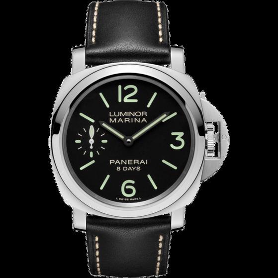 了解不同的沛纳海腕表