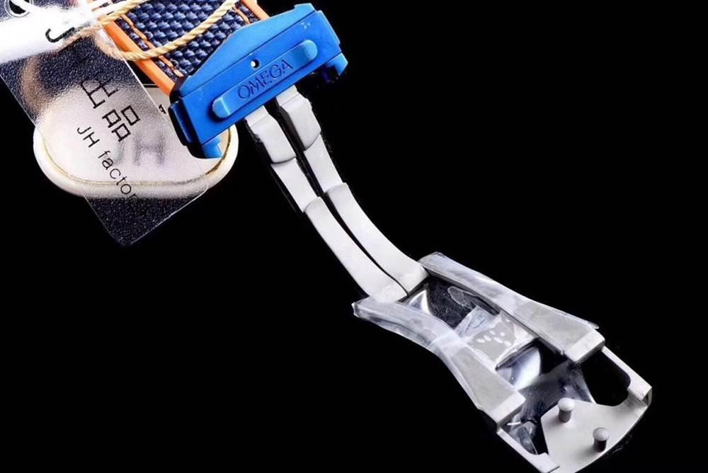 JH厂欧米茄海马600系列碧海之蓝腕表首发详解 第10张