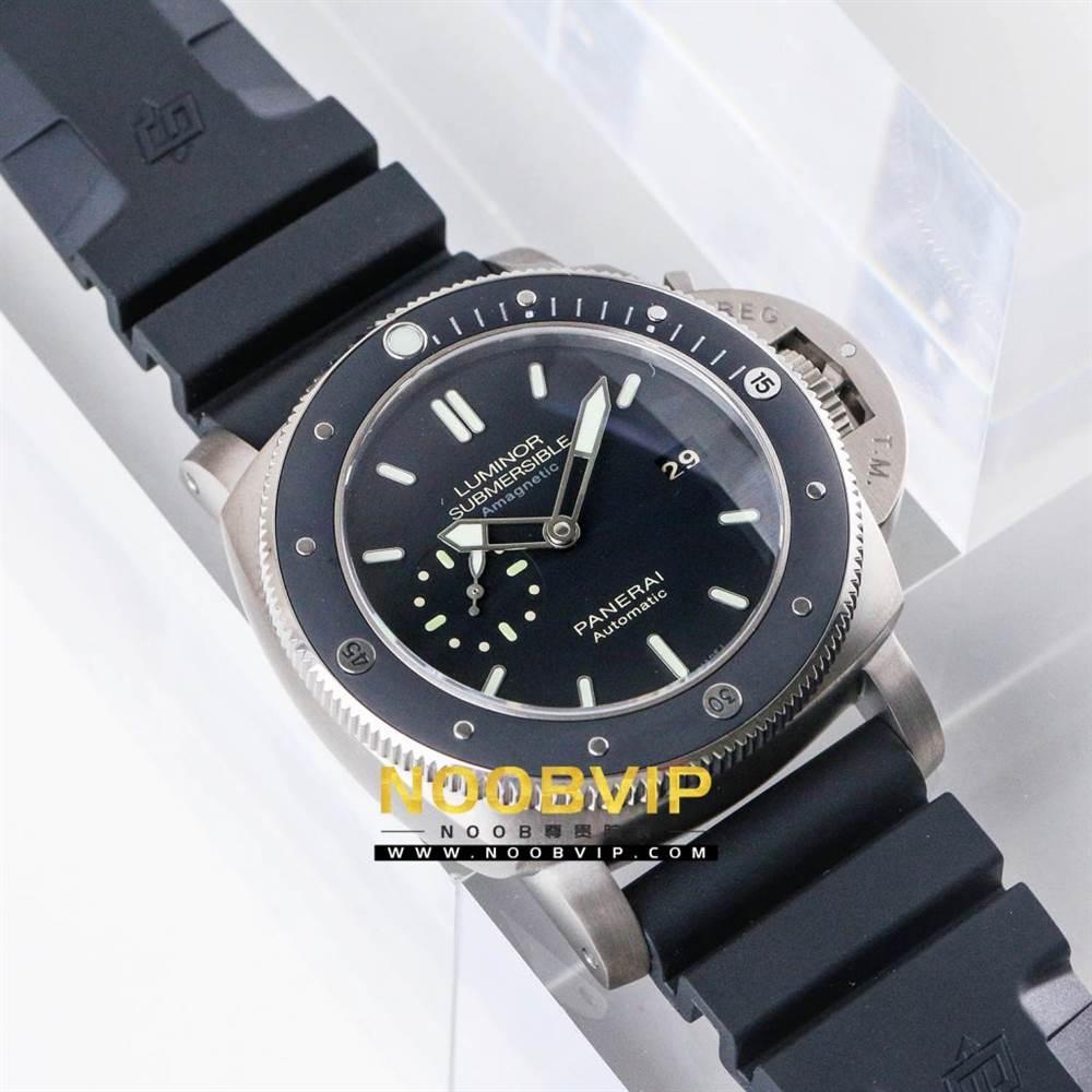 VS厂沛纳海PAM00389防磁潜水腕表首发详解 第4张